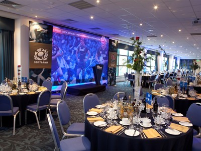 Experience first class hospitality inside the stadium