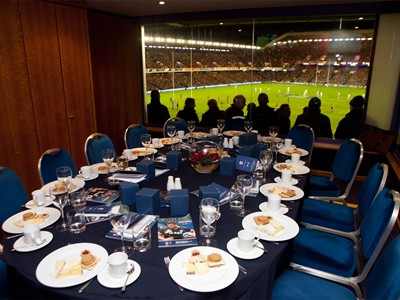 Entertain VIPs in the Executive Boxes at Murrayfield