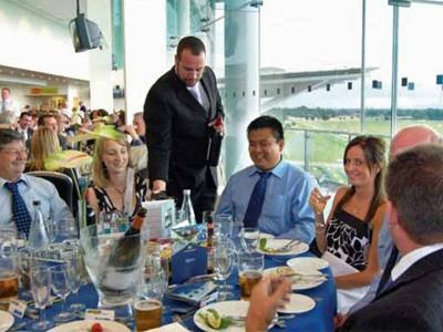 Superb facilities at York Racecourse