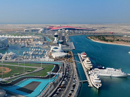 NEW Abu Dhabi 2