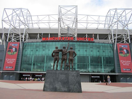NEW Manchester United 2