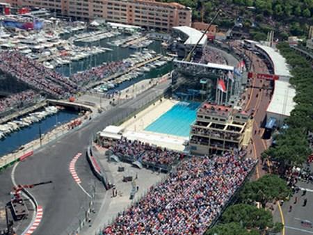 Monaco Historic GP 5