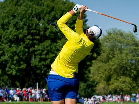 NEW Solheim Cup 6