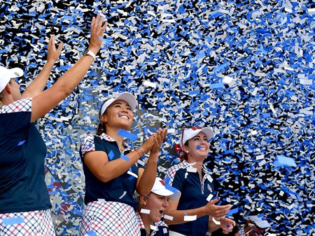 NEW Solheim Cup 7
