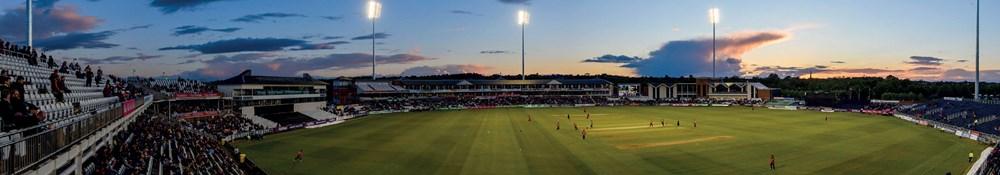 England v New Zealand Cricket World Cup