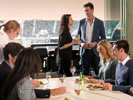T20 Cricket World Cup Private Suite 1