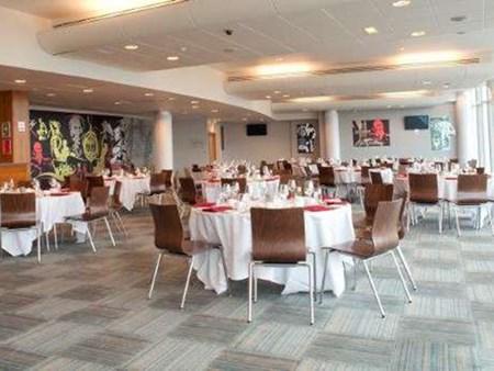 Super League Hospitality Knights Lounge