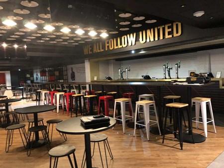 Super League Hospitality Salford Bar