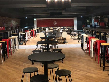 Super League Hospitality Salford Grill