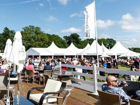 BMW PGA Hospitality The Village Pavilion