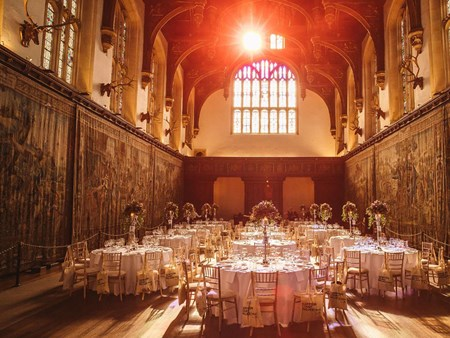 Hampton Court Palace Festival Dining Package 3