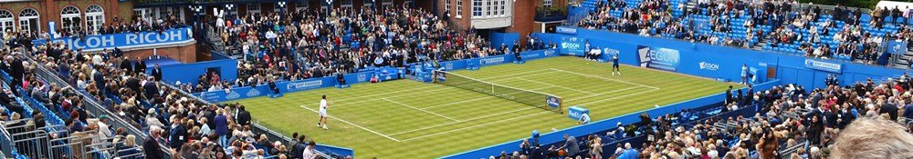 Queens Club Championships Hospitality