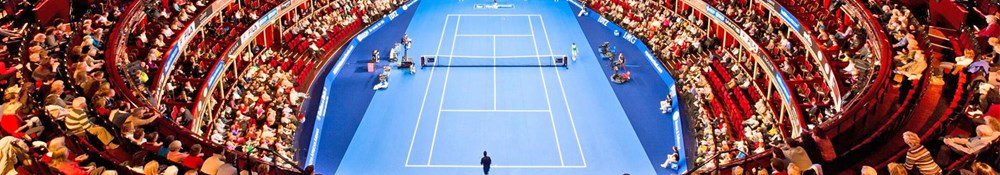 Champions Tennis - Friday