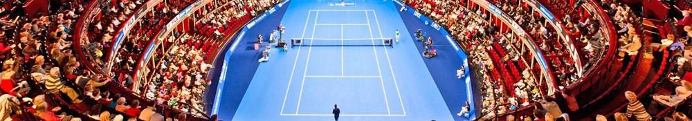 Champions Tennis - Thursday