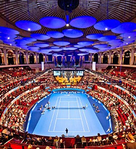 ATP World Tour Finals Hospitality