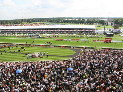 Overview of Doncaster Racecourse