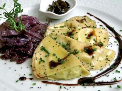Gourmet Italian cuisine